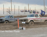 Rattlesnake Raceway - Mad Metal mud drags are on tap this weekend.