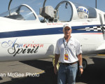 National Championship Air Races - Rick Vandam laid down the fastest lap during qualifying.