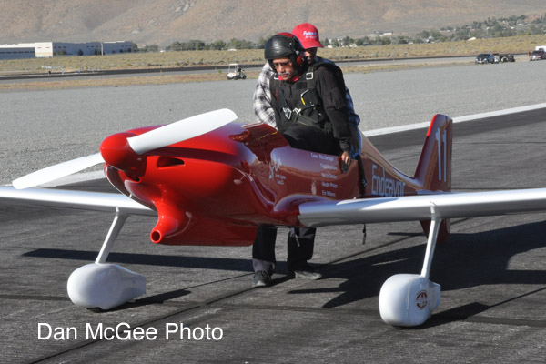National Championship Air Races - Steven Senegal is the IF1 champion.