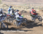 Livefast Exit 28 - Nate Tiearney leads the 125/250 charge.