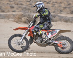 MRANN - Levi Hutchings won at Blue Water Flat.