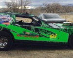 Nevada Pro Stock Association - Gordon Russell's car wit new graphics.