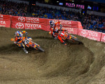 Supercross - Musquin and Dungey.
