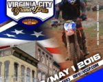 Virginia City Grand Prix poster.