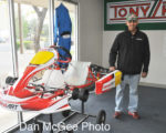 Nevada Kart Sport: Owner Rodney Rivera.