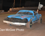 Lovelock Speedway: Michael Bartlett wins in Hobby Stocks.