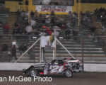 American Valley Speedway: Jeff Olschowka wins.