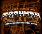 Evenson Law Office Ironman Challenge poster.