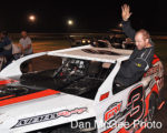 American Valley: Chris Nieman, IMCA winner.