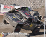 Lucas Oil Off Road Series: Anderson (37) and Ampudia (36).