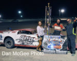 95A Speedway: James Gonzalez, NPSA winner.