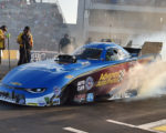 NHRA: John Force, Funny Car.