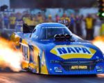 NHRA - Ron Capps.