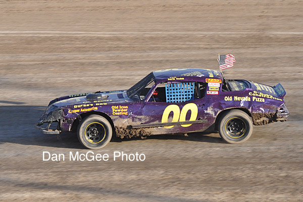 Bob Vaden: Iron Man Hobby Stock champ.