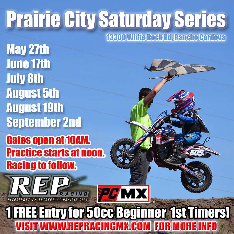 Prairie City Summer Series.