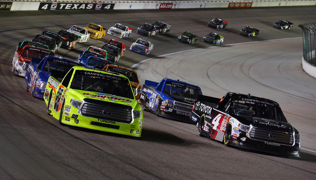 Camping World Truck Series.