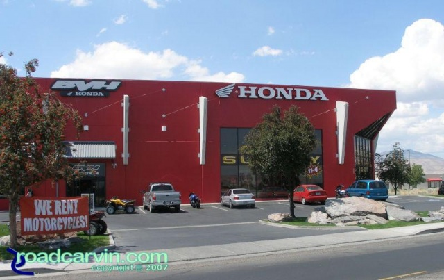 Big Valley Honda.