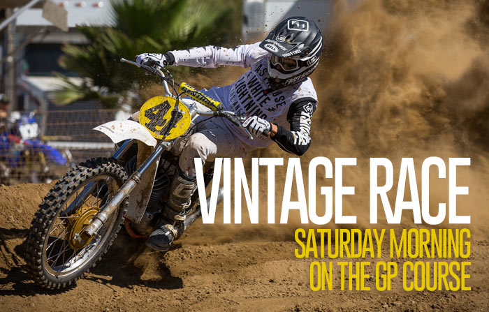 Day In The Dirt Vintage Race