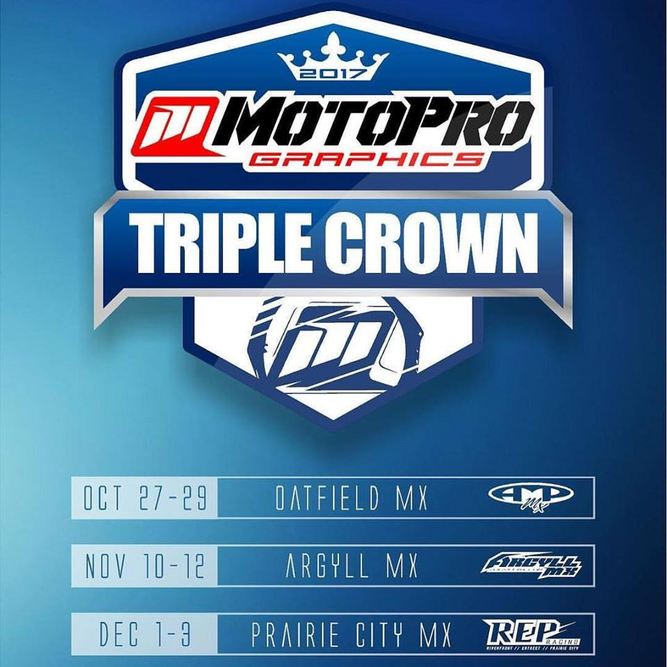Motopro Graphics Triple Crown