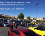 Reno Coffee & Cars