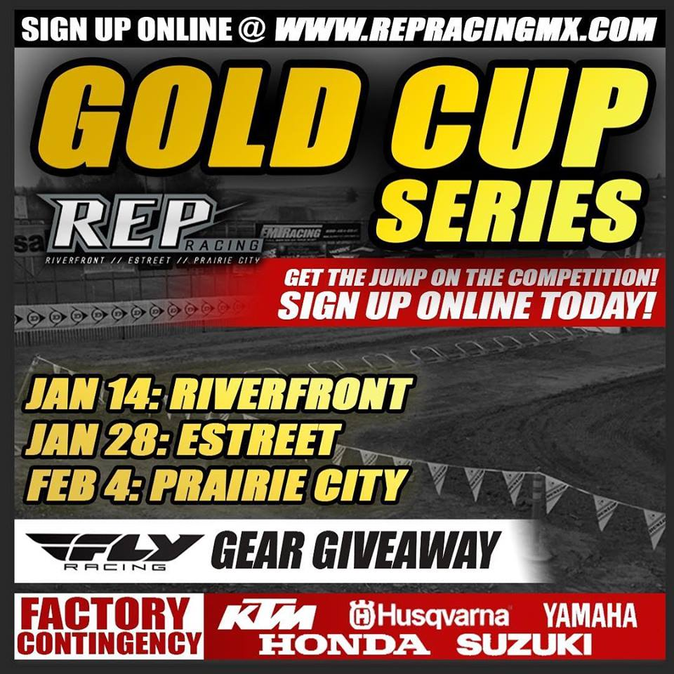 Gold Cup MX Series.